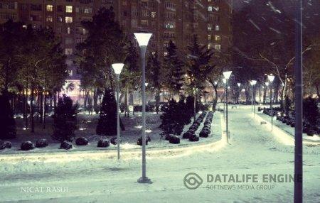 В отдельные дни января в Баку будет холоднее климатической нормы
