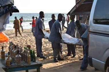Терракты в Зпападной Африке