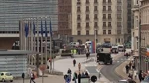 Брюссель .23 марта. Первый день после террактов