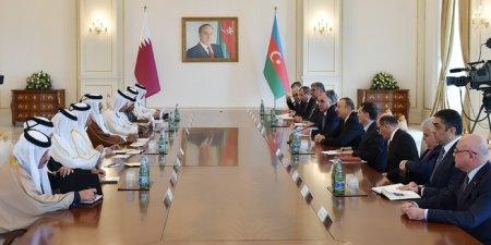 Азербайджан-Катар :подписано 8 документов о сотрудничестве