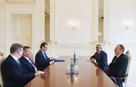 Ильхам Алиев: отношения между Азербайджаном и Россией будут расширяться