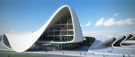 Баку :новый стиль столицы
