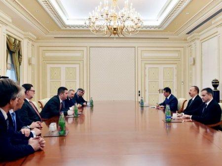 Азербайджан-Чехия: сотрудничество развивается