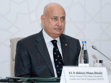 Генеральный директор ISESCO призвал обеспечить вывод армянских войск из Карабаха