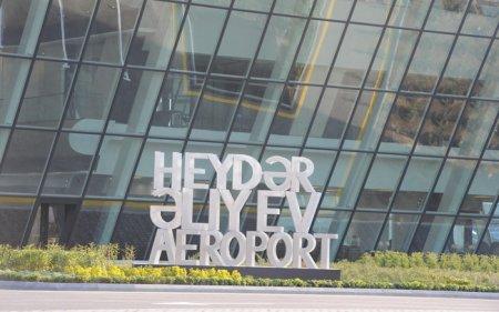 AZAL: летнее  расписание  полетов из аэропорта Гейдар Алиев