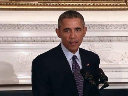 Обама говорит о снятии  эмбарго с Кубы