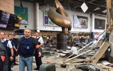 Что известно о терактах в Брюсселе