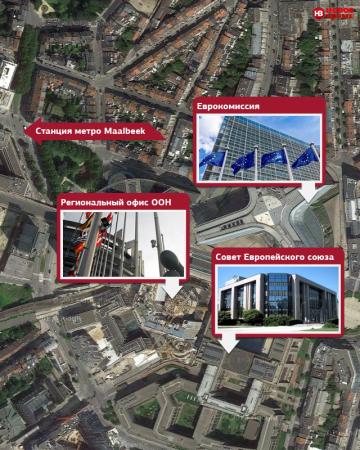 Терракты в Брюсселе,24 марта. Общее число раненых 316   человек