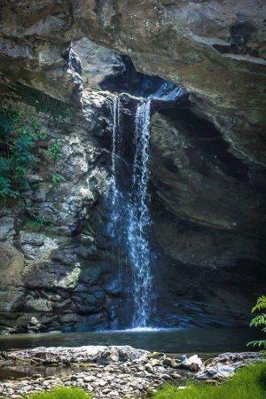Азербайджан :водопады Лерика неповторимы в своей природной красоте