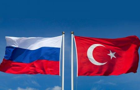 Военная делегация из России прибыла в Турцию