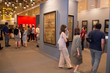 Галерея YAY на Международной выставке-ярмарке современного искусства Art Dubai