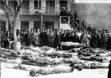 31 марта - трагическая дата в истории Азерабайджана