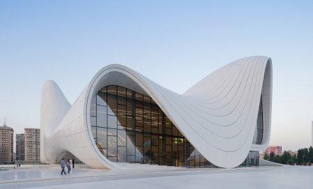 Космическая архитектура Захи Хадид