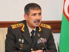 Министр обороны Азербайджана призвал армию к готовности восстановить целостность страны