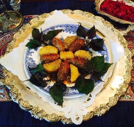Азербайджан: аромат и вкус Востока. Путеводитель для гурмана