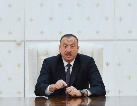 Ильхам Алиев: если армянский солдат не хочет умирать, пусть убирается с азербайджанской земли.