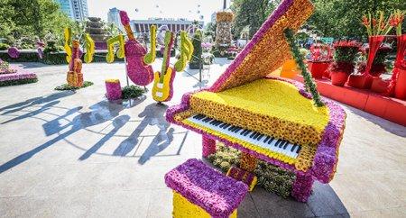 Мэрия Баку решила провести Праздник цветов в новом формате