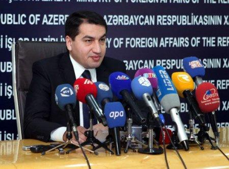 МИД Азербайджана обвинил Армению в этнических чистках