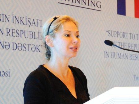 Малена Мард: Евросоюз поддерживает территориальную целостность Азербайджана