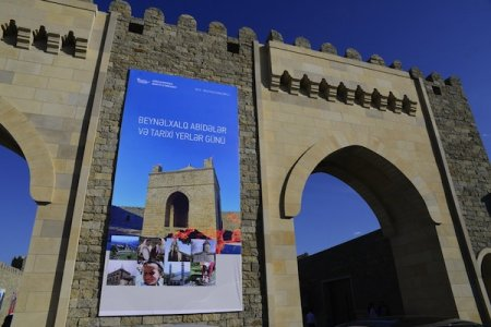 В Баку отметили Международный день памятников и исторических мест