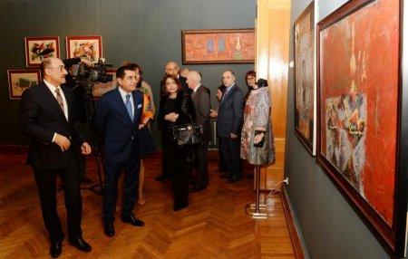 В Баку открылась выставка современного искусства «Вне политики»