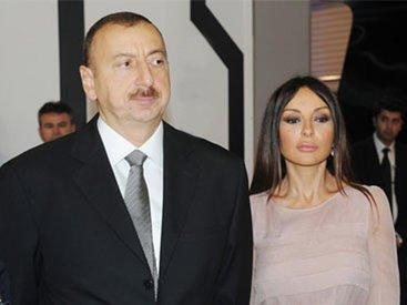 Ильхам Алиев побывал в Тертерском, Бардинском и Агдамском районах