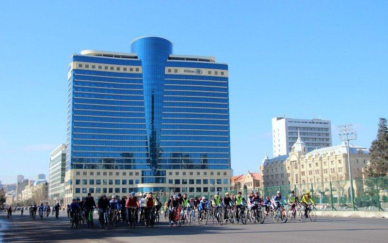 баку фото города 2016