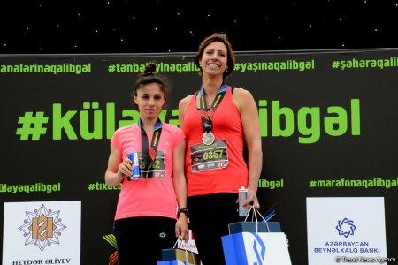 Бакинский марафон – праздник спорта, дружбы и мира