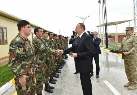 Ильхам Алиев: Азербайджан не смирится со сложившейся ситуацией