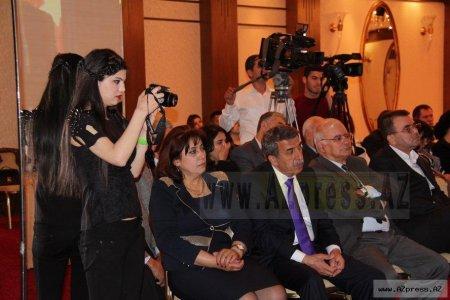 Вечер памяти, посвященный 93-й годовщине со дня рождения Общенационального Лидера Гейдара Алиева