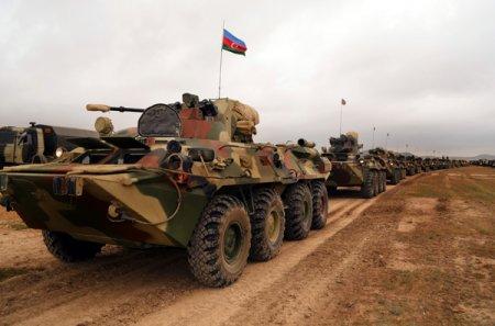 Проверяется уровень боеготовности азербайджанской армии