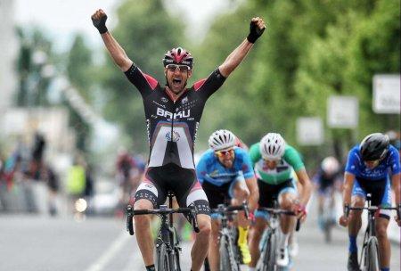 Азербайджанский велосипедист стал победителем третьего этапа «Tour d`Azerbaidjan-2016»