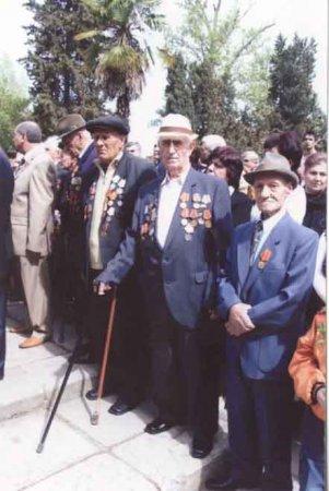 В Азербайджане сегодня проживает свыше 1,2 тысяч ветеранов ВОВ