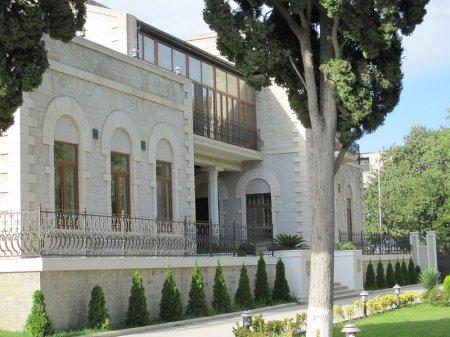 Villa Petrolea: «райский уголок» в нефтяном Баку
