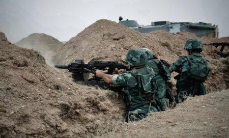 ВС Армении обстреливают наши позиции в Карабахе и Нахчыване