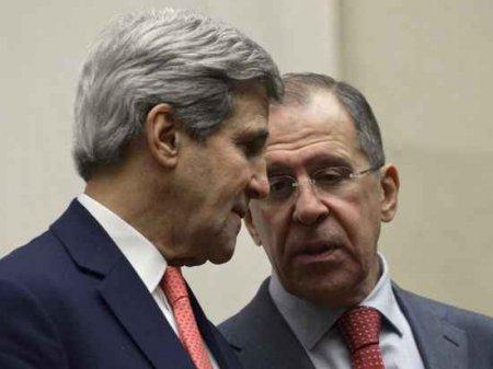 Лавров и Керри начали переговоры по Карабаху