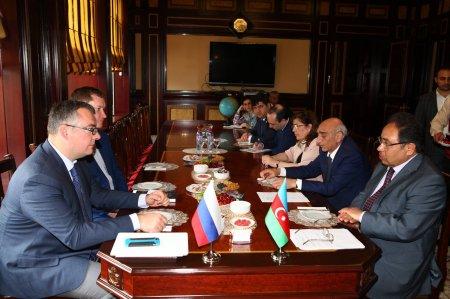 В БГУ побывала делегация Россотрудничества