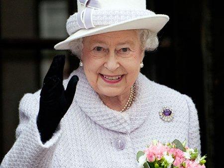 Королева Елизавета II поздравила президента Азербайджана