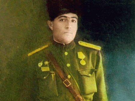 Израильский сайт: «Азербайджанский разведчик, спасший еврейских детей»