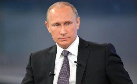 Владимир Путин: Мы хотим возобновить отношения с Турцией