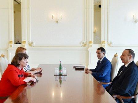 Ильхам Алиев: Президент и вице-президент Европарламента - часть антиазербайджанских сил