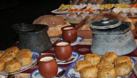В Баку представили старинную кухню от застолий  шаха Исмаила Хатаи