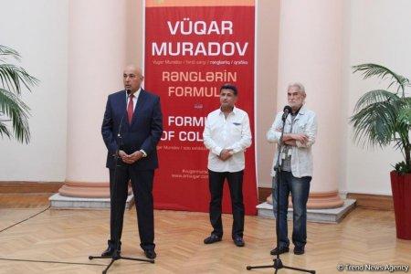 """""""Формула цвета"""" – яркая страница в истории азербайджанской современной живописи"""
