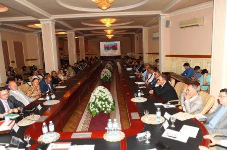 В БГУ прошла международная конференция на тему «Гейдар Алиев и строительство правового государства в Азербайджане»