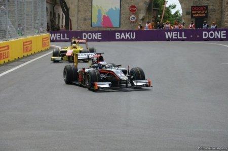 Три пилота спутали дорогу на Гран-при Европы «Формулы-1»