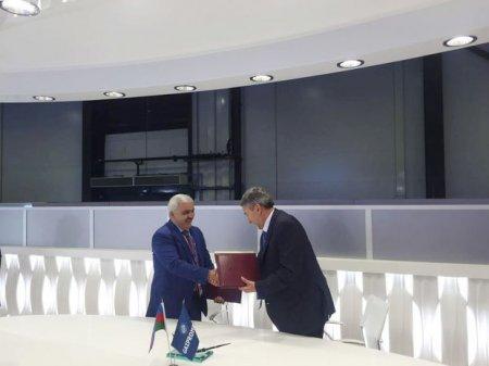 SOCAR Polymer и Газпромбанк подписали соглашение о сотрудничестве