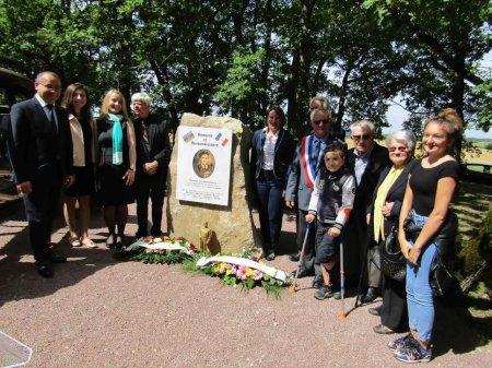 Во Франции установлена мемориальная доска в честь азербайджанских партизан, воевавших во время Второй мировой войны в рядах Движения Сопротивления.