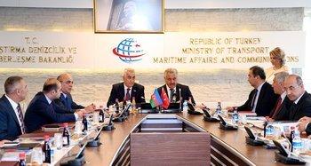 Азербайджан, Грузия и Турция обсудят тарифную политику в рамках проекта Баку-Тбилиси-Карс