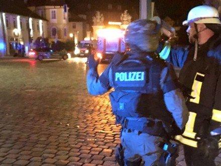 Германия : новые взрывы  в федеральной земле Бавария