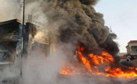 Взрыв в Baku Steel Company: Есть пострадавшие